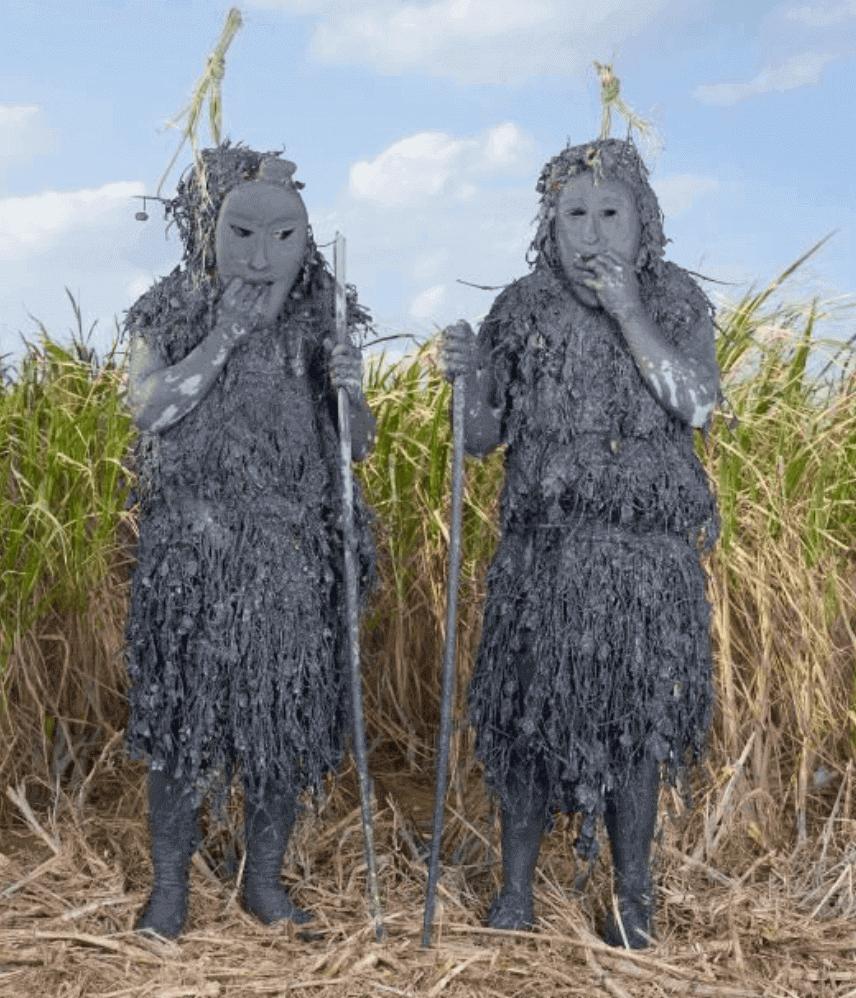 Paantu Mud Mask Sacred Ryukyu