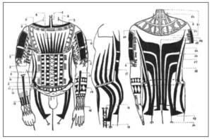 Palau Tattoo Indigenous