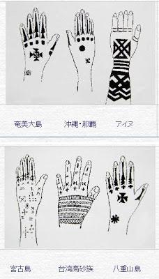 Ryukyan Hajichi Designs
